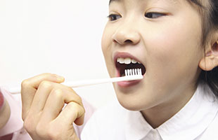 歯の健康啓蒙活動のイメージ